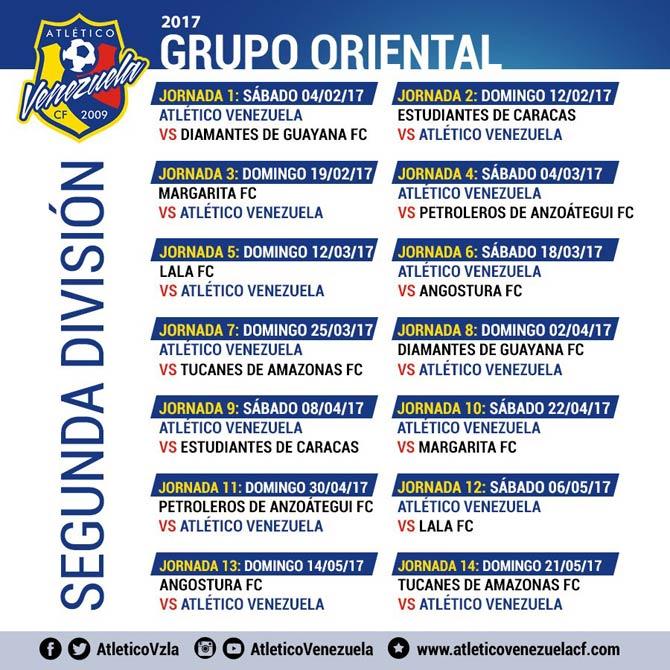 Calendario Segunda B Grupo 1.Atletico B Arranca El Apertura De Segunda Division En Casa